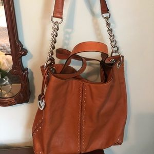 Almost new Michael Kors Leather bag